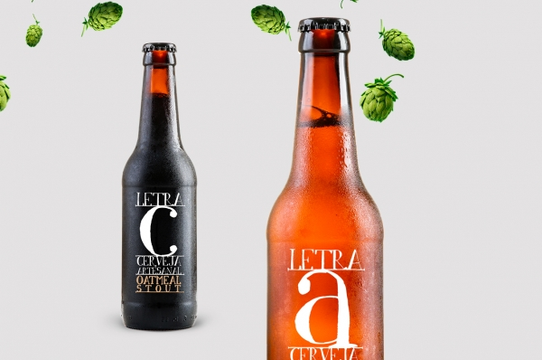 Cerveja Letra at the click of a button